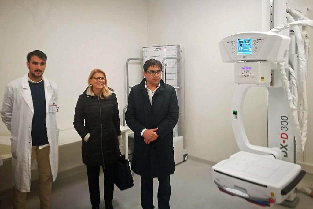 Amatrice. ISF contribuiscono alla donazione di una apparecchiatura radiologica multifunzionale
