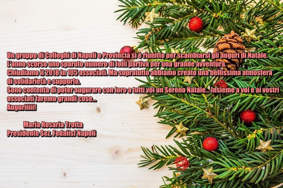 Auguri Di Natale 105.Natale Decorazione Fedaiisf Federazione Delle Associazioni