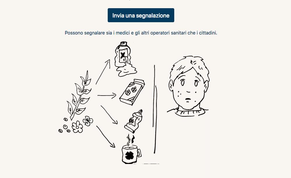 Integratori e prodotti naturali: l'Iss apre un sito web per segnalare rischi