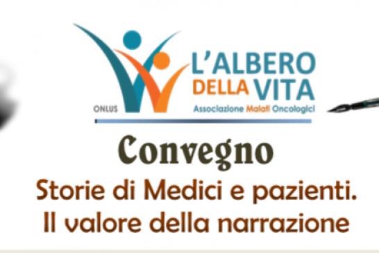 """Il Presidente Nazionale Fedaiisf invitato al Convegno """"Storie di Medici e Pazienti"""""""
