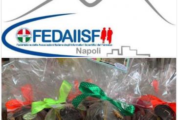 Fedaiisf Napoli e Foggia. Partecipazione alla vendita delle uova di Pasqua solidali