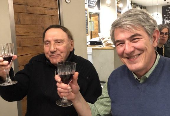 Fedaiisf Firenze. Festeggiato il collega Piero, da 53 anni ininterrottamente iscritto all'Associazione
