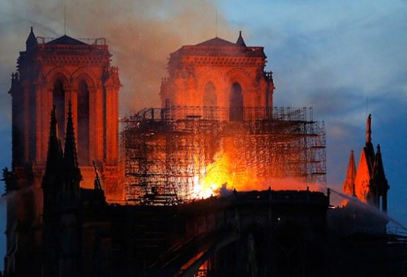 Sanofi dona 10 milioni per la ricostruzione di Notre Dame. Polemica dei sindacati