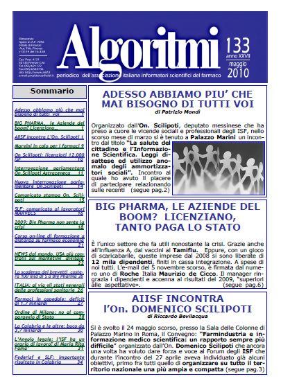 Algoritmi 133 2010