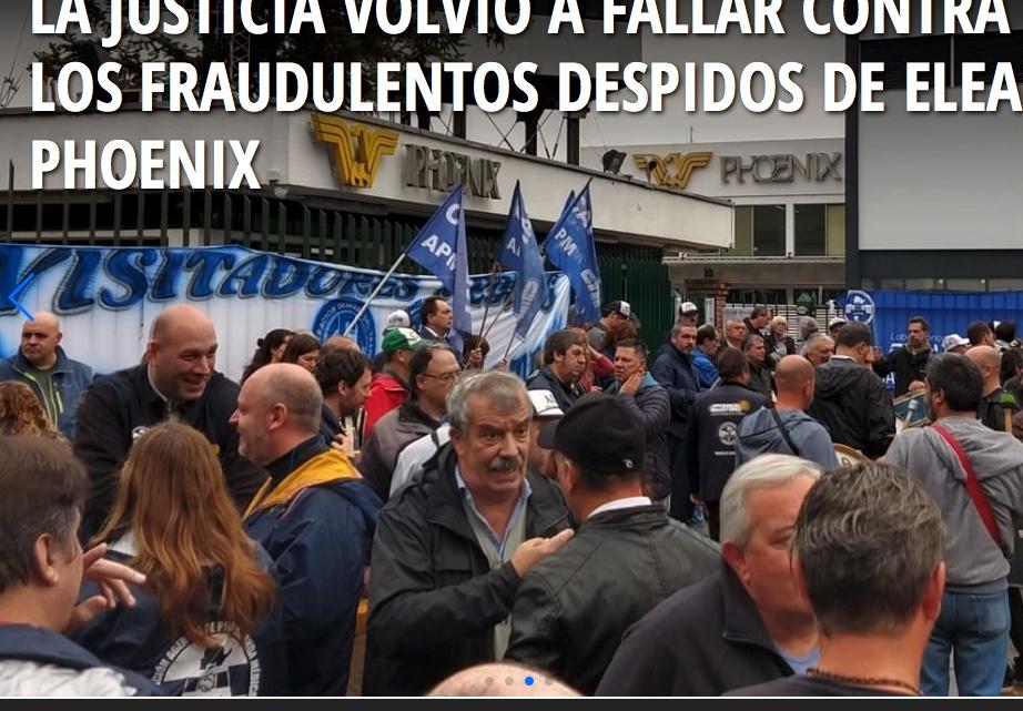 """Argentina. ISF mobilitati contro i licenziamenti nel settore farmaceutico: """"Sono una truffa"""""""