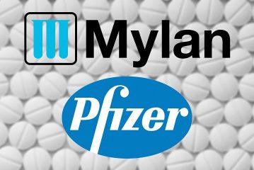 Pfizer e Mylan formeranno società mondiale farmaci a brevetto scaduto