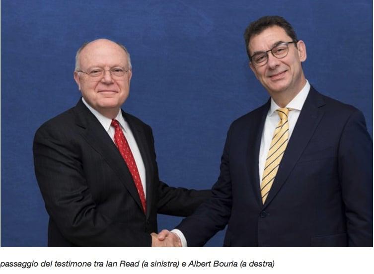 Cambio al vertice Pfizer. Albert Bourla nominato presidente di Pfizer