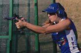 Storie di ISF. La ISF barese Borraccia campione nazionale di tiro dinamico Lady open