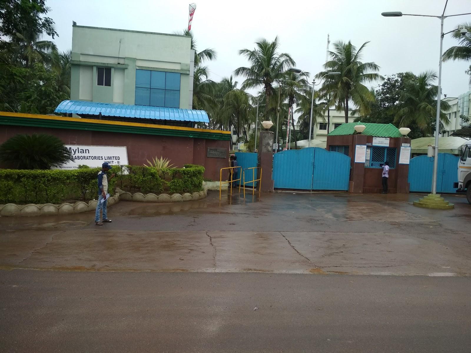 AIFA. Verifica Officina Farmaceutica: Mylan Unit 8 G Chodavaram – India