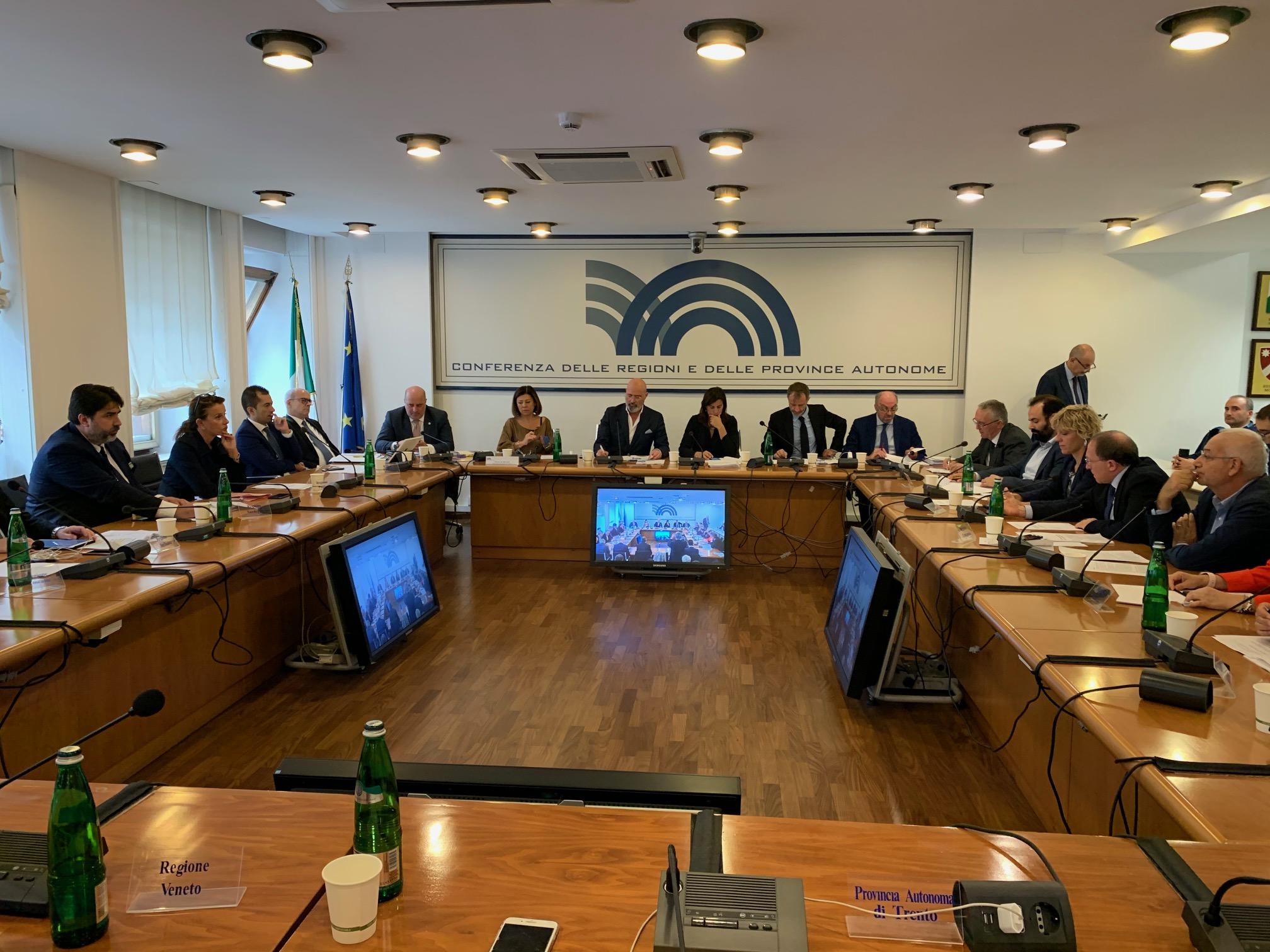 Conferenza delle Regioni. Domenico Mantoan designato alla Presidenza di AIFA