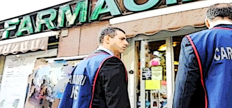 Carabinieri NAS Cremona: sequestrati farmaci irregolari importati dalla Svizzera
