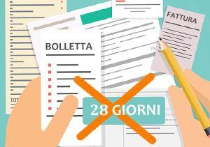 Fatturazione a 28 giorni: come ottenere il rimborso