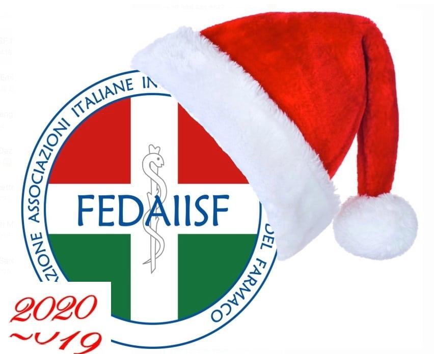 Che il 2020 per gli ISF non sia solo di speranze, ma di conquiste. Buon Anno!