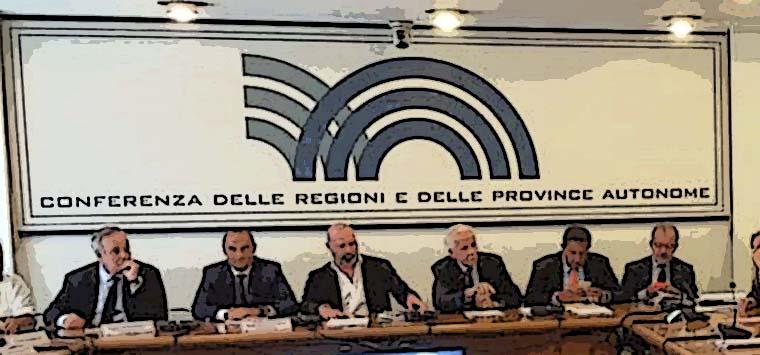 Conferenza delle Regioni. Al via il nuovo Patto Salute 2019-2021