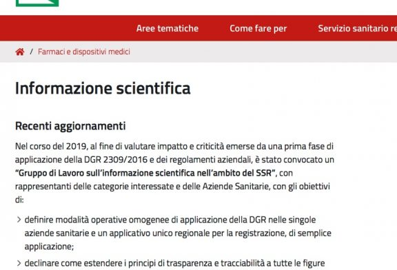 La Regione Emilia Romagna pubblica e ufficializza le note applicativa al Regolamento ISF. Aggiornamento esplicativo per i non ISF