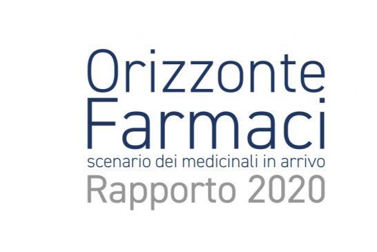 AIFA. Orizzonte Farmaci - Scenario dei medicinali in arrivo - 2020