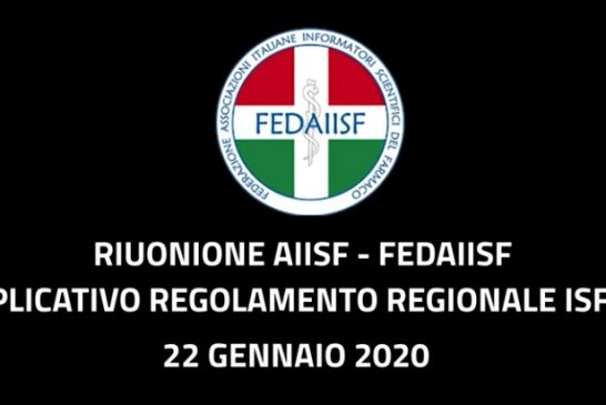 I video degli interventi all'Assemblea di Modena sul nuovo Applicativo del Regolamento sull'Informazione Scientifica in Emilia Romagna