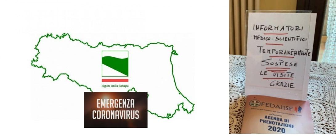 """Coronavirus. Cardinali (Filctem): """"Quanto è diffuso in Emilia Romagna il rifiuto negli ambulatori di ricevere gli ISF?"""""""