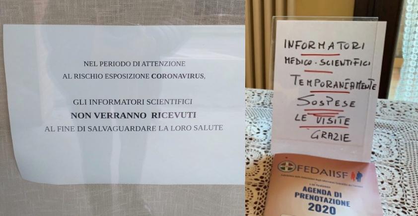 Coronavirus. Il comunicato dei sindacati e il ruolo dell'ISF