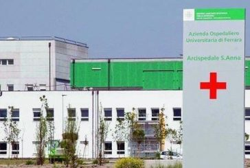Ospedale di Cona. Grazie all'Associazione Italiana Informatori Scientifici di Ferrara (AIISF) per la donazione