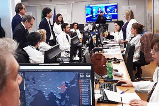 Roche Italia con Ministero Salute per volontari numero verde COVID-19