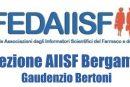 AIISF Bergamo, tavolo di lavoro fra medici ed informatori riconosciuto da OMCeO BG