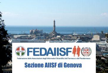 Genova. Riapre la Sez. AIISF federata Fedaiisf