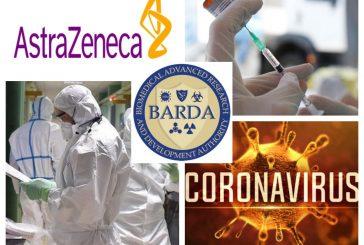 AstraZeneca riceverà 1,2 miliardi di dollari da un ente USA per sviluppare il vaccino anti Covid