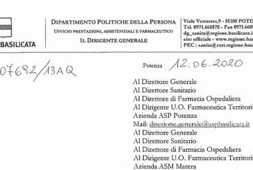 Basilicata. Dal 15 giugno ripresa attività ISF in presenza, se non è possibile da remoto