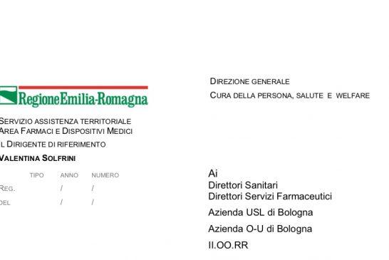 Bologna. Chiarimenti sulle modalità di accesso degli ISF nelle strutture regionali e incontri con i medici