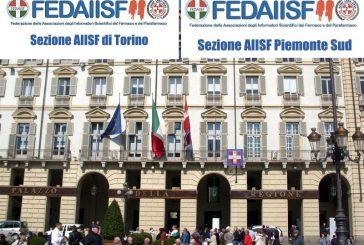AIISF Piemonte. Lettera a