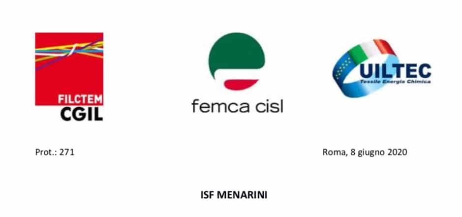 FULC ISF Menarini. OO.SS e Delegati soddisfatti per avere evitato la CIGO, ma il comportamento di alcuni Capi Area è stato inaccettabile