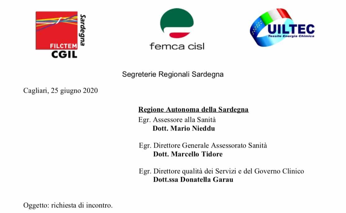 """Sardegna. I sindacati chiedono un incontro con la Regione: """"ISF ancora relegati nel limbo del lockdown"""""""