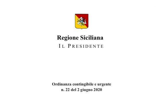 Regione Sicilia. Ripresa delle attività secondo linee guida