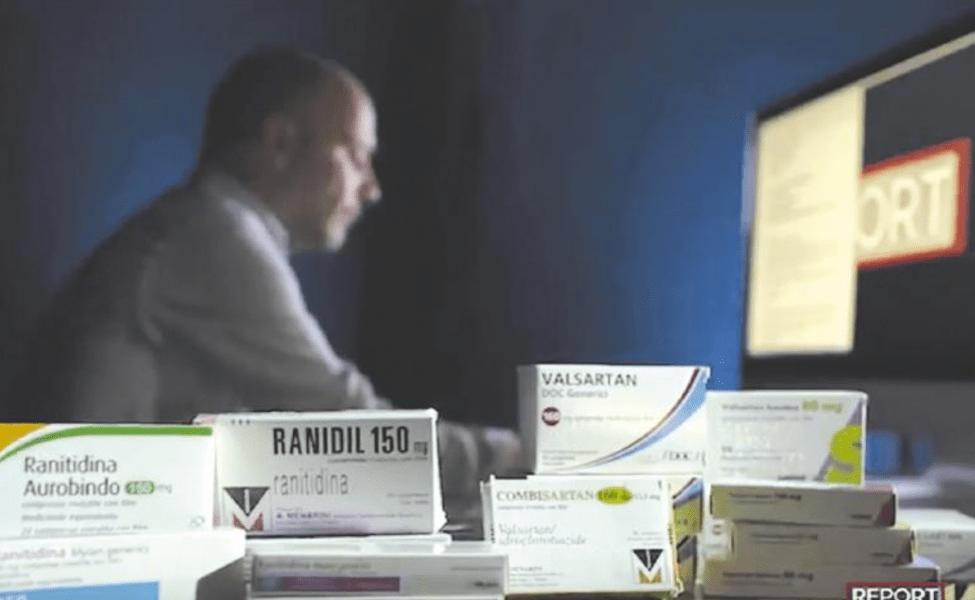 Le autorità regolatorie europee formulano raccomandazioni sulla base dell'esperienza acquisita dalla presenza delle nitrosammine nei sartani