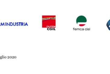 Comunicato congiunto Farmindustria Sindacati. Settore pronto a nuove strategie aziendali