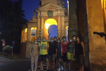 Fedaiisf Bologna. Salita alla Madonna di San Luca per festeggiare la fine del lockdown