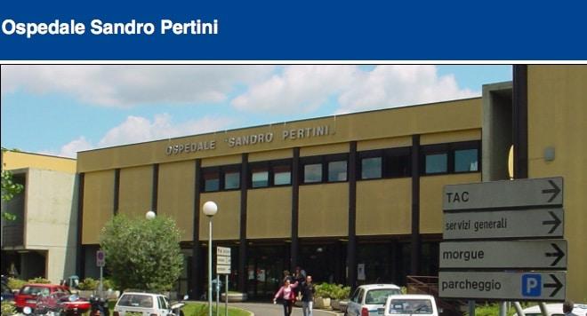 Roma Ospedale Pertini. Accesso ISF interdetto fino a data da destinarsi