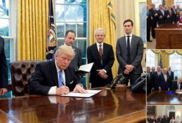 Trump abbassa il prezzo dei farmaci firmando tre ordini esecutivi. Big Pharma nel panico.