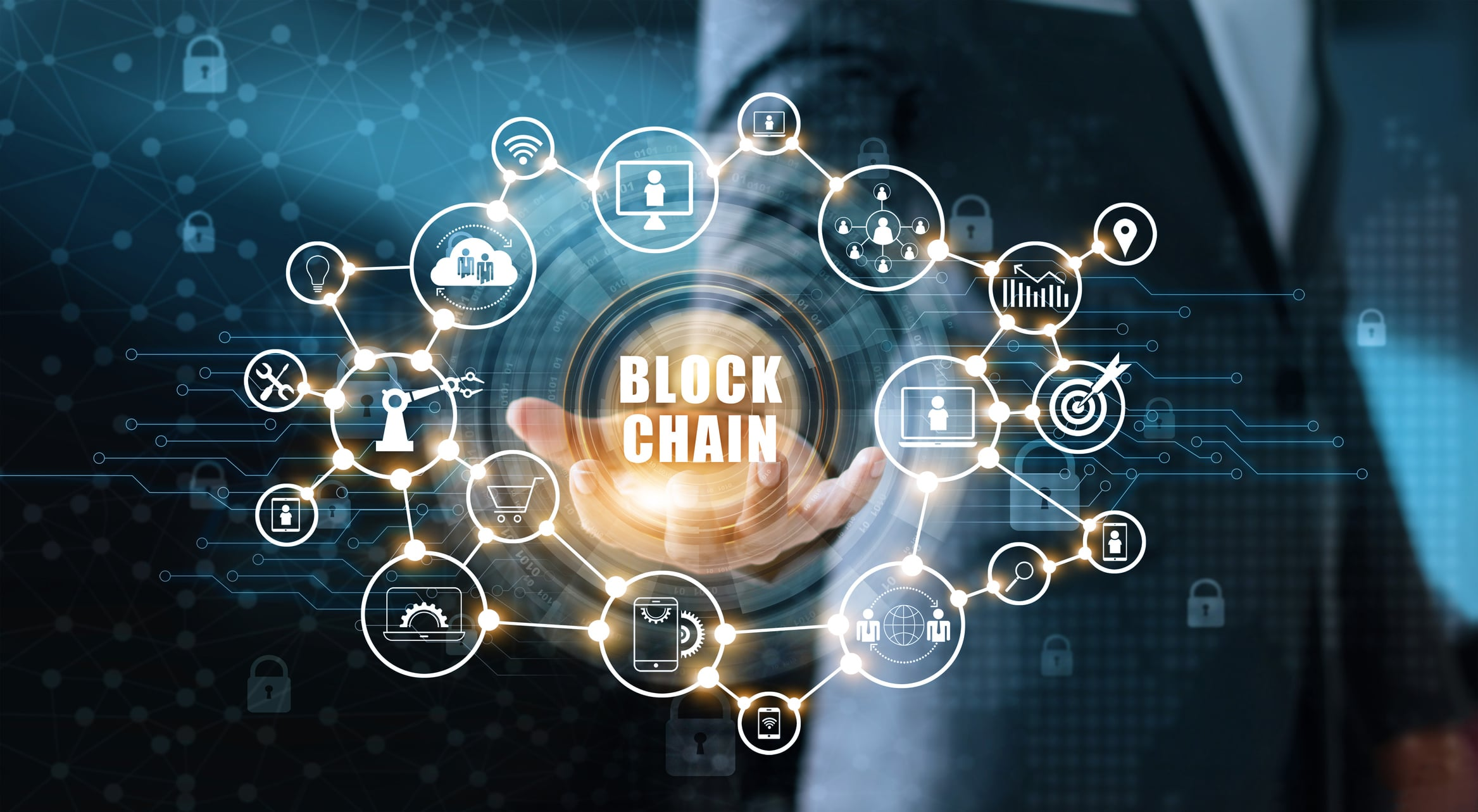 Come la blockchain può favorire lo sviluppo economico globale. L'applicazione nella farmaceutica