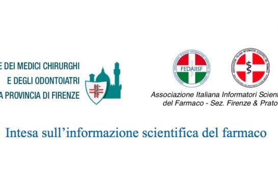 Firenze. Siglato documento sull'informazione scientifica fra AIISF e Ordine dei Medici
