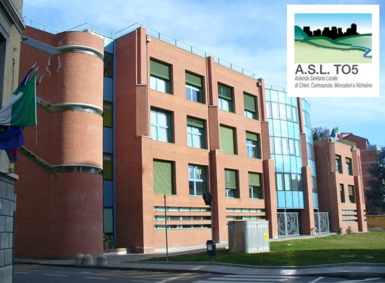 ASL TO5. Divieto accesso ISF