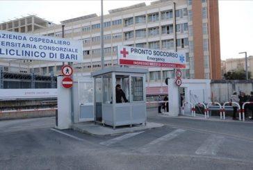 Bari. Al policlinico l'ortopedia  vieta l'accesso agli ISF
