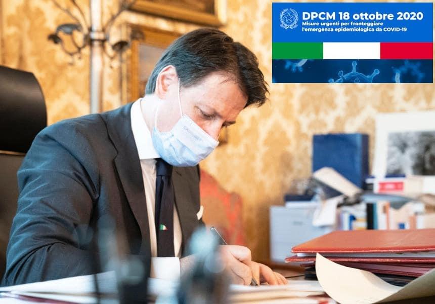 DPCM. Nuovo stop a meeting e congressi