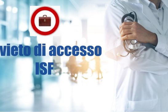 Disposizioni locali sull'attività degli ISF
