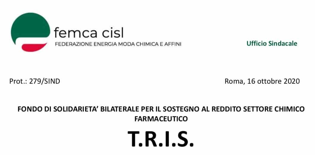 """Femca: l'iter per l'approvazione del """"Fondo TRIS"""" è ancora lungo"""