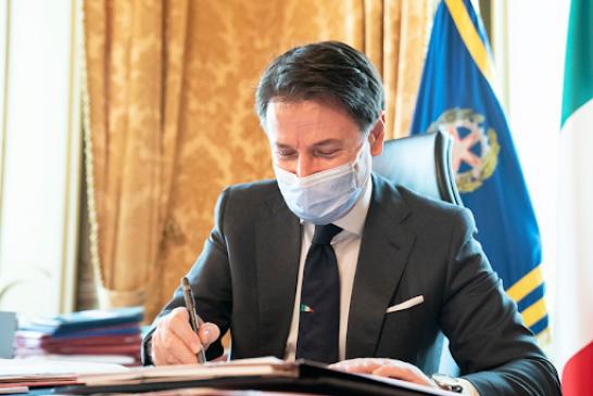 Firmato il nuovo DPCM. Avrà validità dal 6 novembre al 3 dicembre. Non sono previste norme specifiche per ISF. Aggiornamento zone