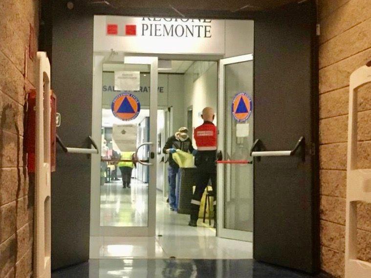 Piemonte. Le Sez. AIISF Torino e Sud Piemonte si rendono disponibili volontariamente ad aiutare e supportare il SSR