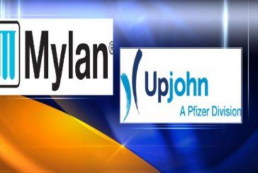 Fusione Upjohn di Pfizer e Mylan